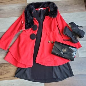 Dressy Pea coat